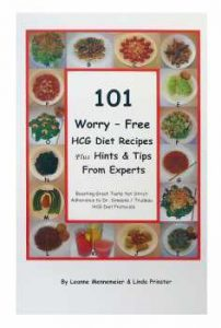 101 worry free recipe book from the team at diy hcg do it yourself hcg feature product 101 worry free recipe book solutioingenieria Choice Image