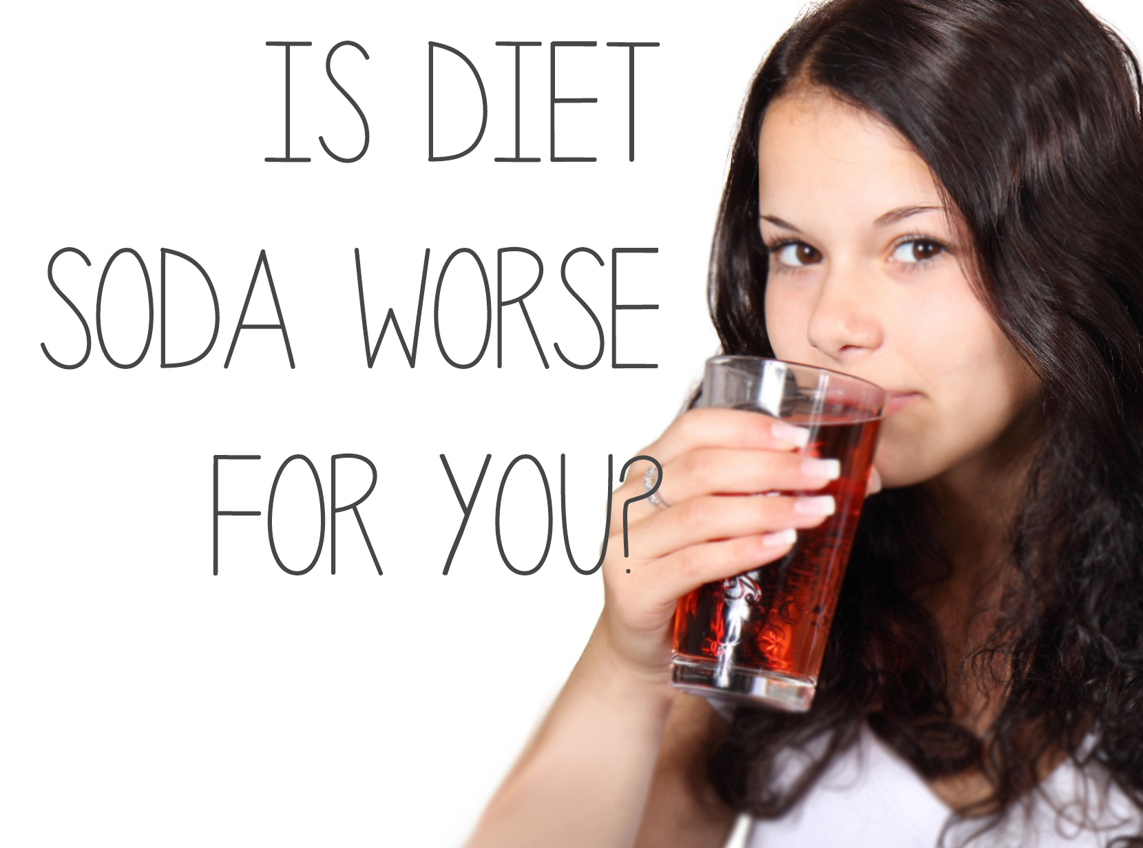 an examination of regular and diet soda Suggesting that switching from regular to diet soda may be a case of this new study is the largest examination to date that tracks but not diet soda.