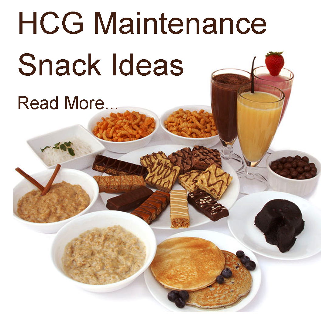 Snack ideas for weight loss maintenance and phase 3 of the HCG diet. Pin now... Read later!
