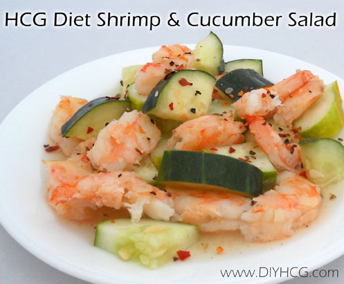 Shrimp and cucumber salad do it yourself hcg do it yourself hcg forumfinder Images