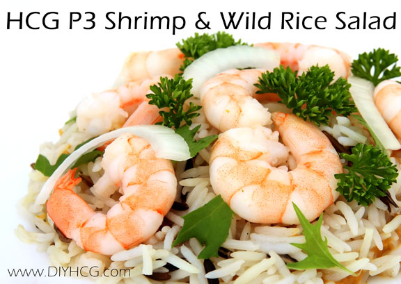 Simple, quick, and healthy. Perfect for dinner during the 2nd 3 weeks of phase 3 of the HCG diet.