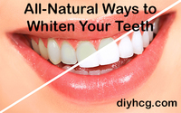 Natural Ways To Whiten Your Teeth Do It Yourself Hcg Do It
