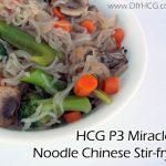 HCG Diet Recipe Phase 3
