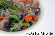 HCG Diet Recipe Phase 3