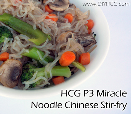 Can You Eat Chinese Food On Hcg Diet