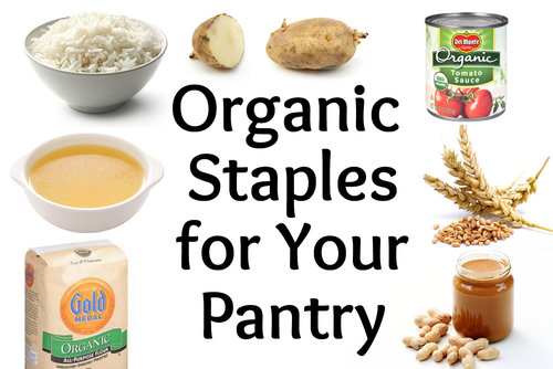 Best organic food staples for your pantry do it yourself hcg do best organic food staples for your pantry solutioingenieria Images