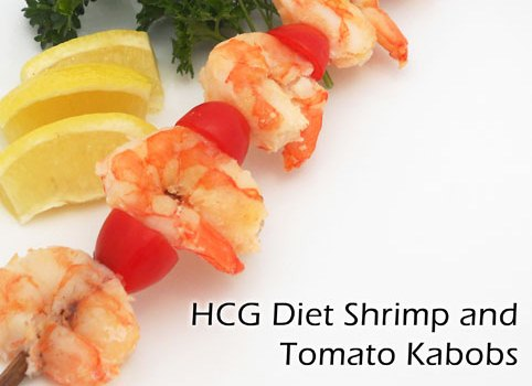 Kabob recipe for P2 of the HCG diet!
