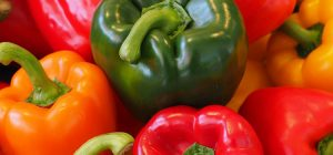 Vegetables - Peppers