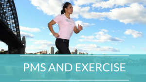 PMS and Exercise - Photo of Woman Running