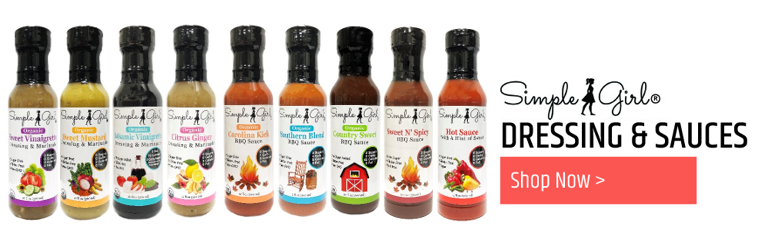 sugar-free sauces oil-free sauces BBQ sauce