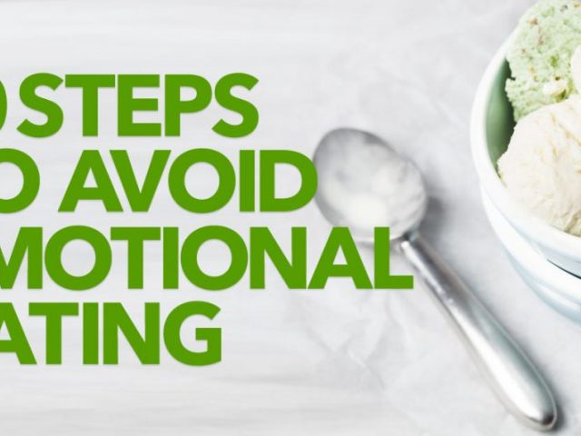 "thumbnail for post titled ""Are You an Emotional Eater? 10 Tips to Break the Habit"""