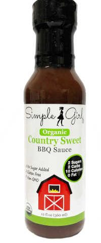 "thumbnail for post titled ""Feature Product: Country Sweet BBQ Sauce"""